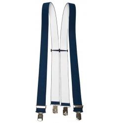Bredd Mörkblå hängslen