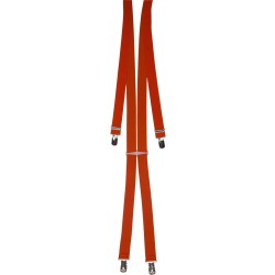 Orange hängslen
