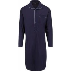 Mörkblå nattskjorta