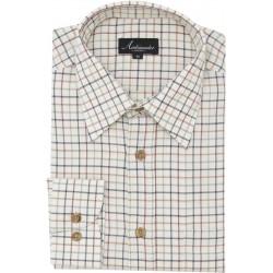 Ambassador skjorta - Tattersall rutig