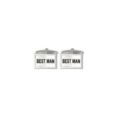 Dalaco manschettknappar - Best man