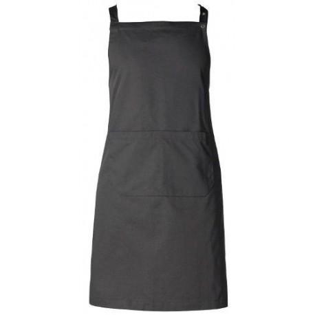Grill förkläde - Mörkgrå