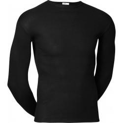 Schwarz JBS Unterhemd mit langen Ärmeln