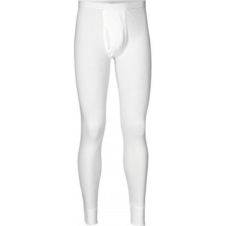 Weiß JBS Original Unterhose mit langen Beinen