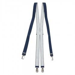 Mörkblå hängslen