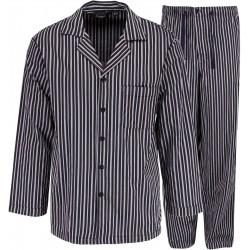 Ambassador pyjamas - grå randig