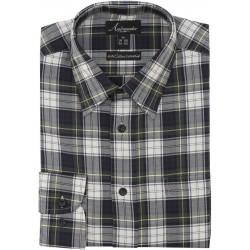 Ambassador skjorta - Gordorn skotskrutig
