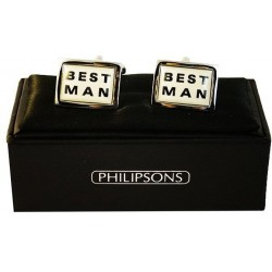 Philipsons manschettknappar - Best man