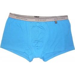 Blå Schiesser 95/5 boxerkalsonger