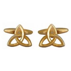manschettknappar trinity knuten