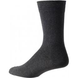 mörkgrå strumpor för män