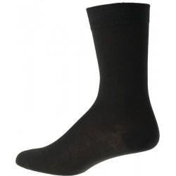svarta mens sockor