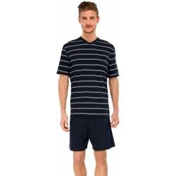 kort pyjamas för män