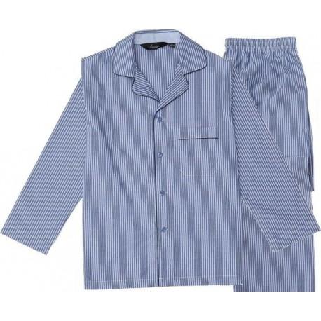 randig pyjamas herr