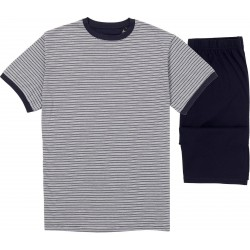 Korta pyjamas för män